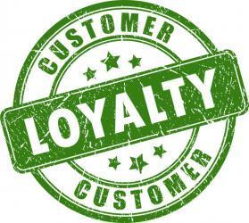 Technisch funktionale Kundenbindung Loyalty